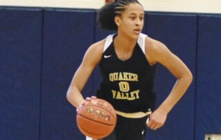 quaker valley basketball
